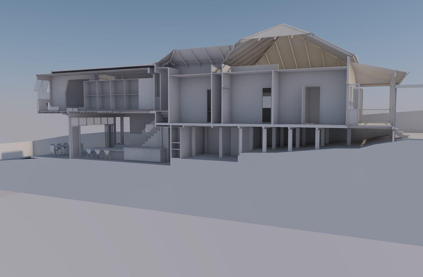 modular house extension 2