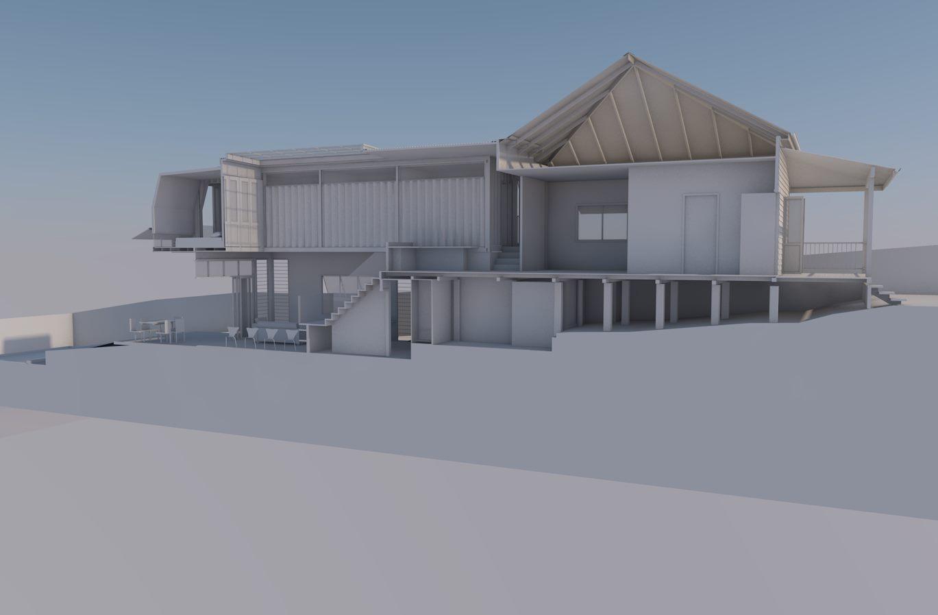 modular house extension 4