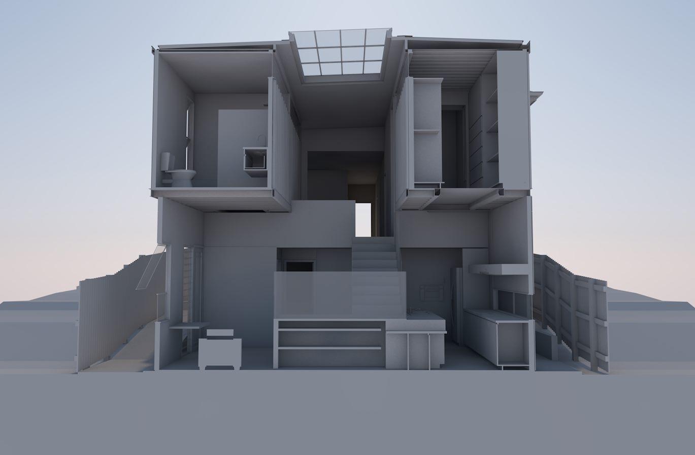 modular house extension 5