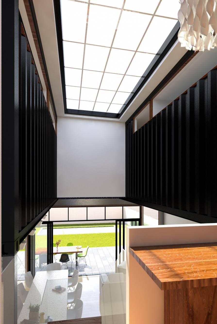 modular house extension 9