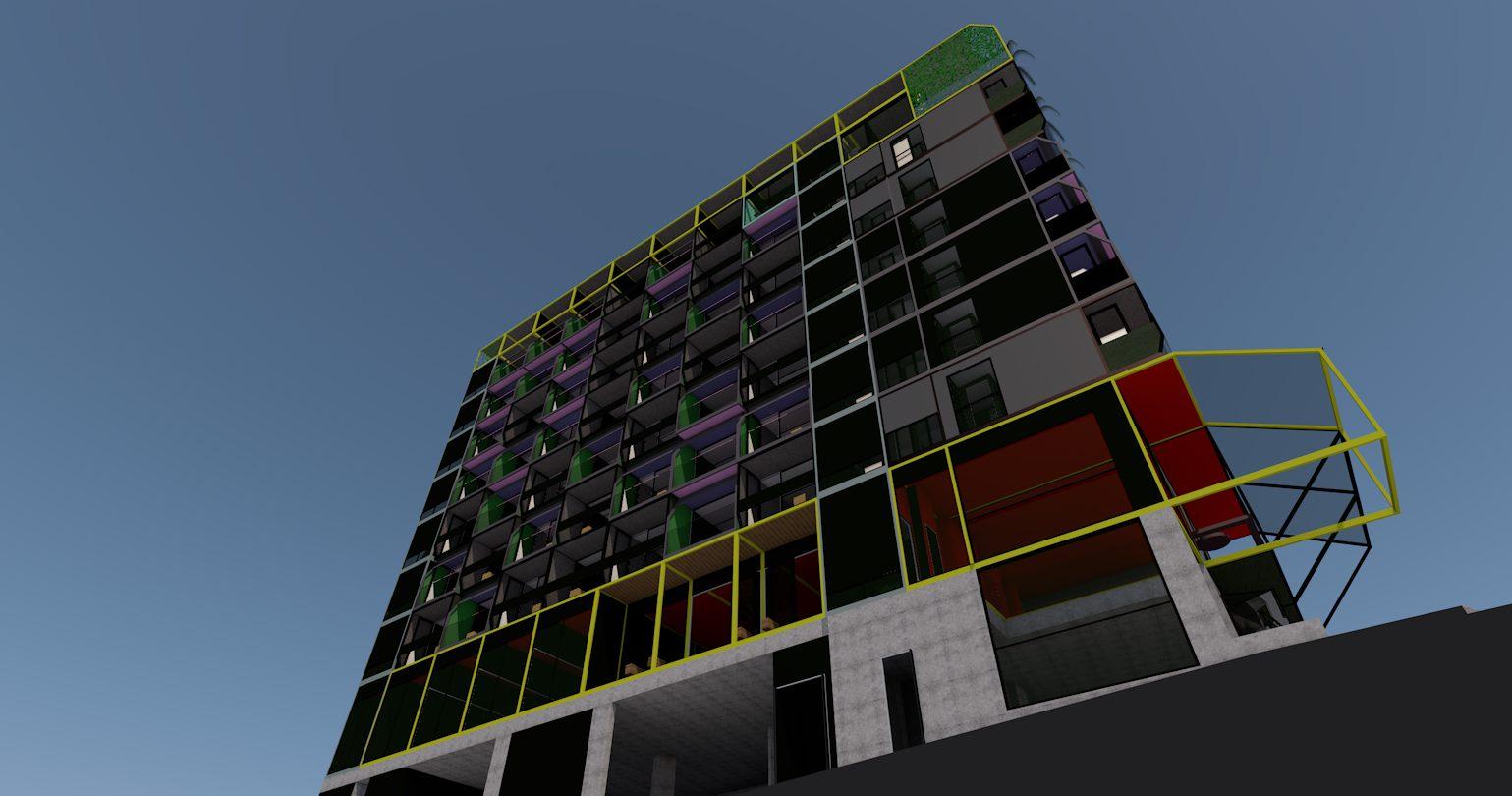Modular Hotel Brisbane