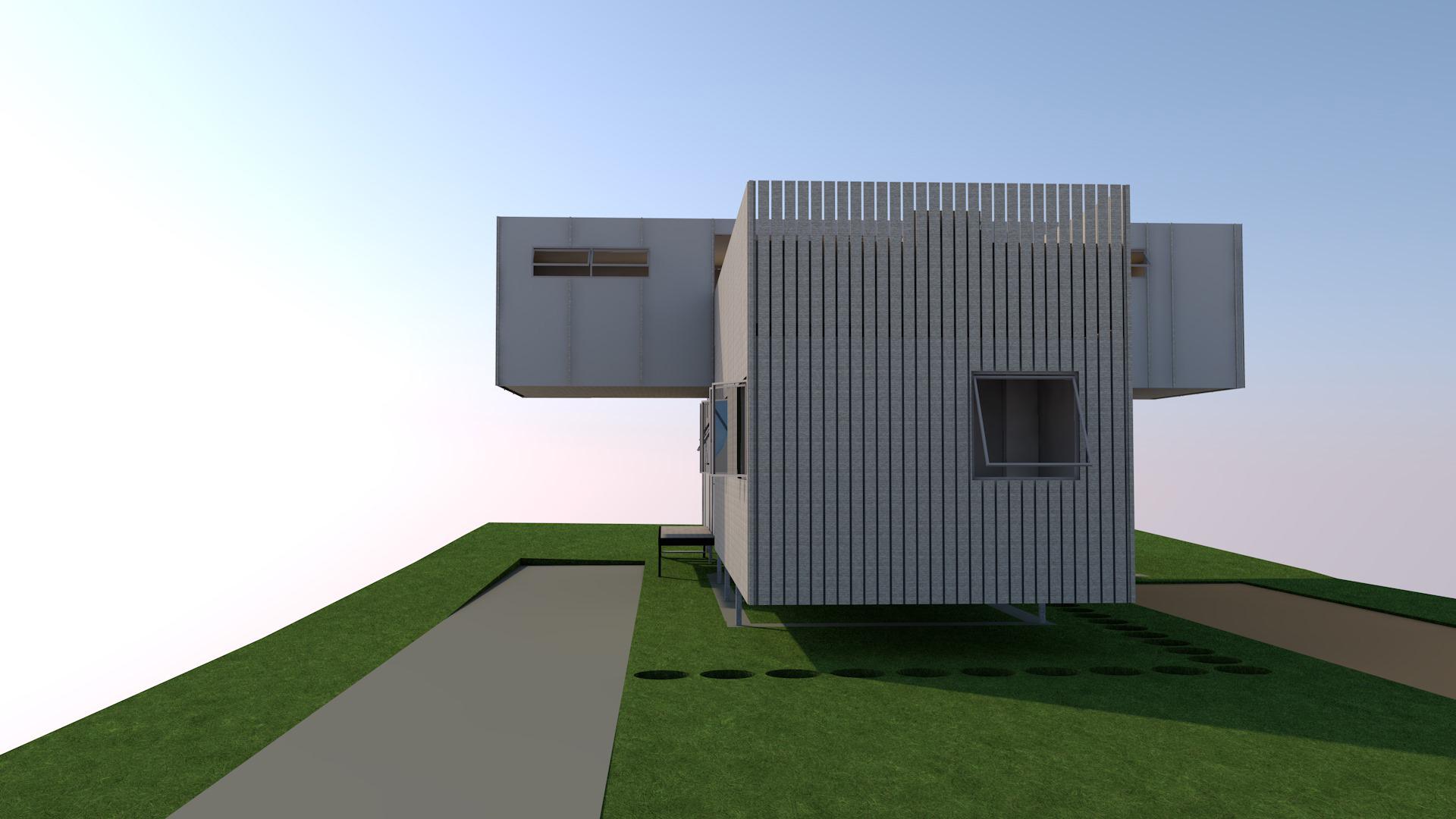 South Australia Modular House
