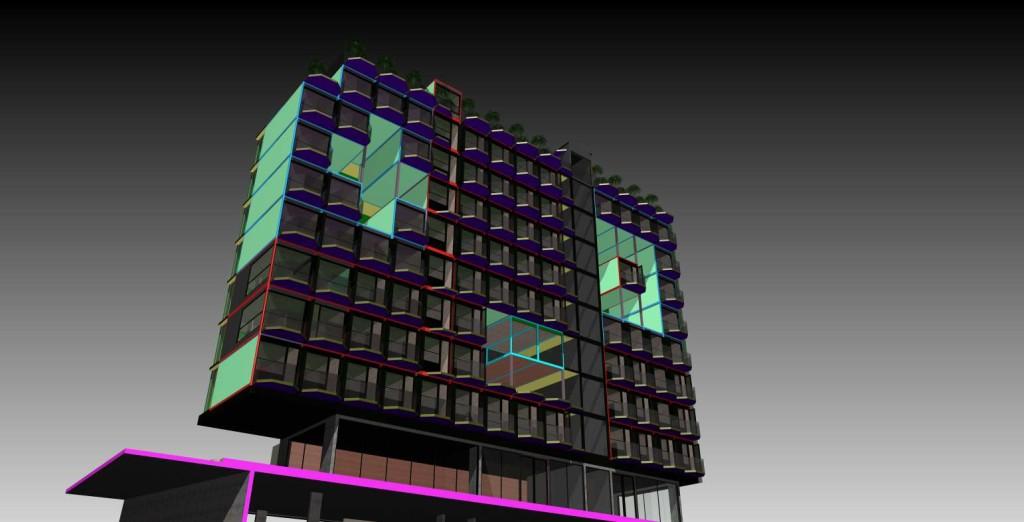 container hotel brisbane