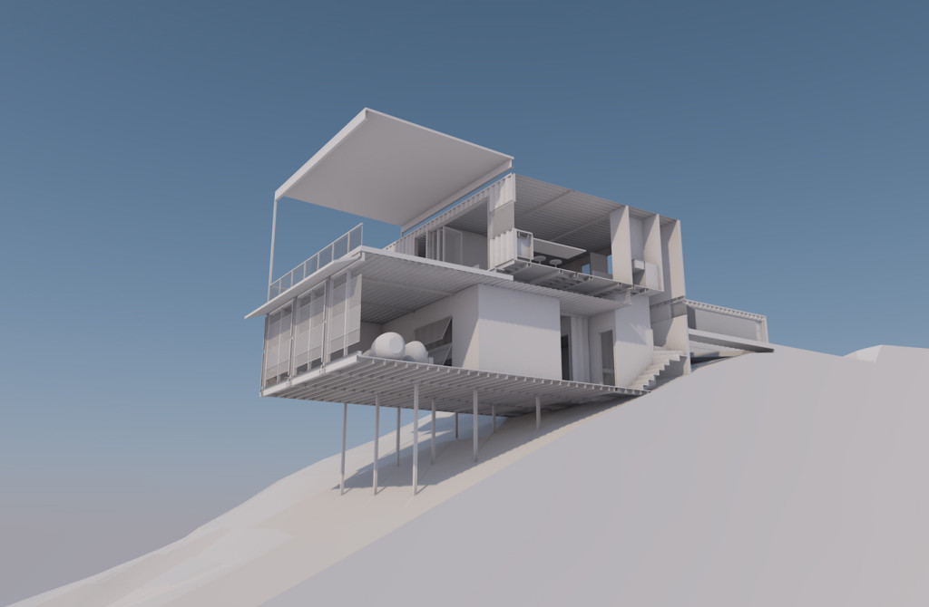 Modular House Brisbane 1