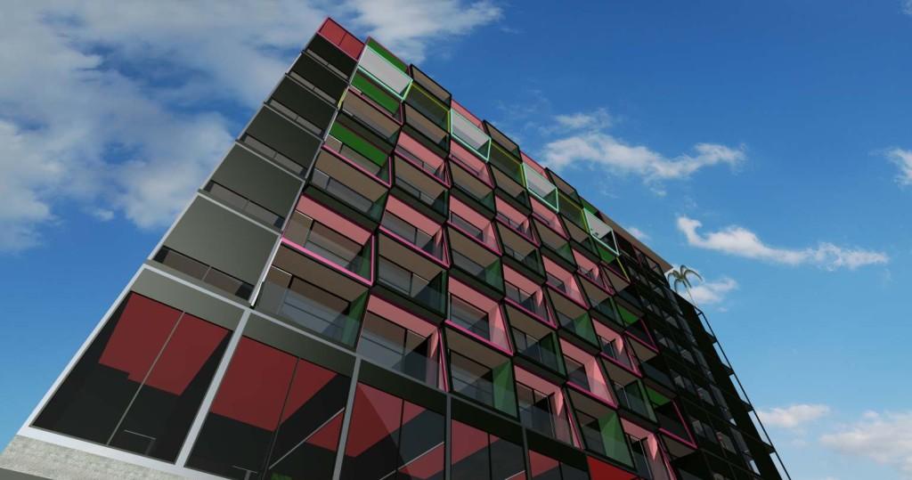 modular hotel australia