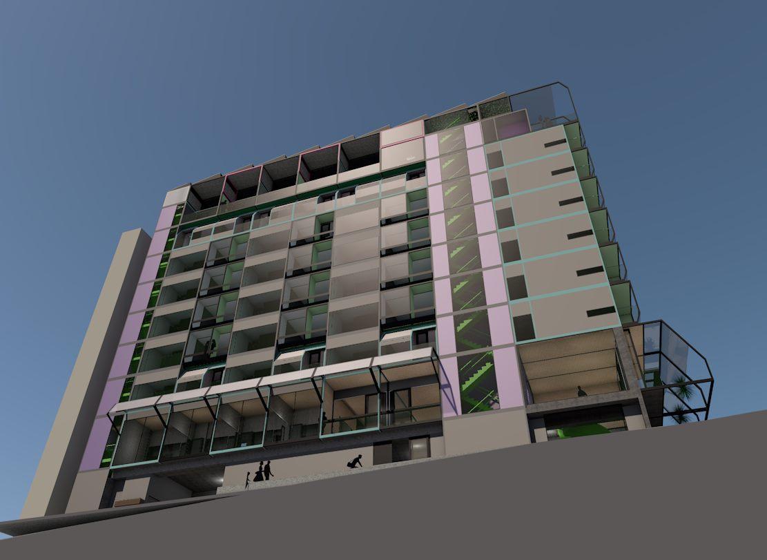 MOdular Hotel Brisbane 3