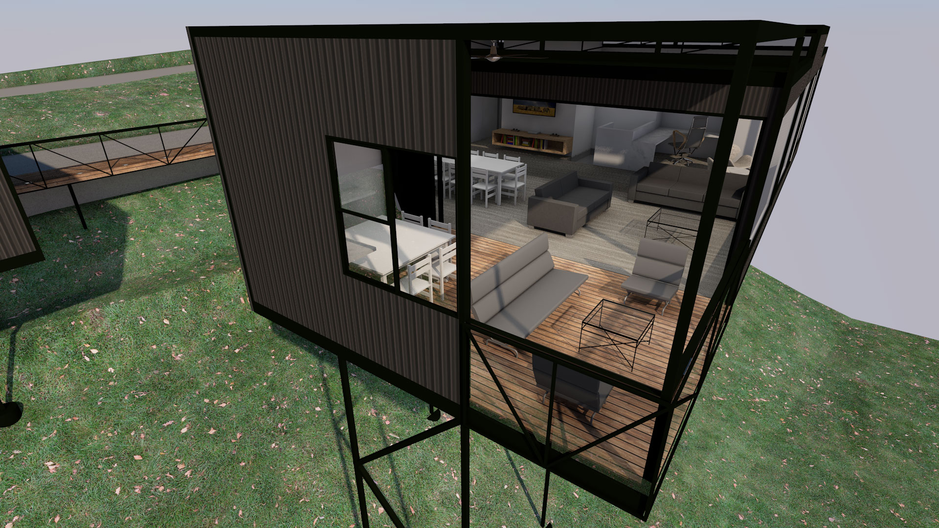Mt Glorious Modular House